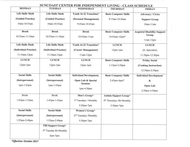 Schedule.8.17.17
